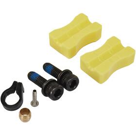 Shimano MT501 4-Kolben Scheibenbremse HR PM I-Spec II schwarz